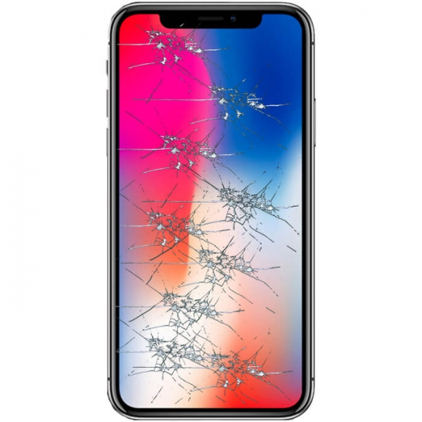 iPhone X Screen Crash