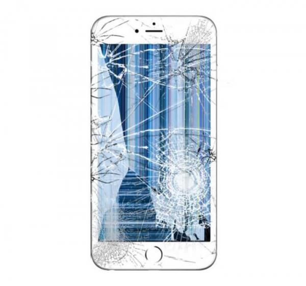 iPhone 6 Plus Screen Damage